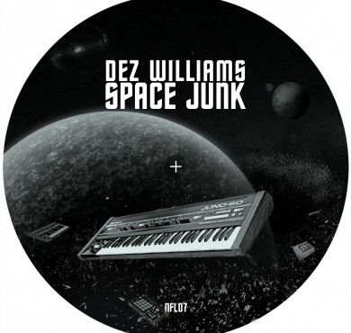 DEZ WILLIAMS: Space Junk / Falling Upwards